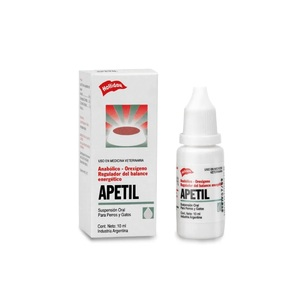 APETIL 10ML HOLLIDAY