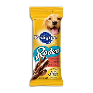 PEDIGREE RODEO CARNE 70GR