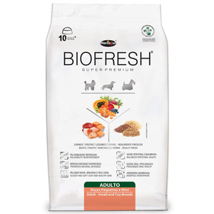 BIOFRESH DOG ADULTO RAZAS PEQ Y MINI 3KG