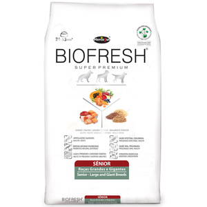 BIOFRESH DOG SENIOR RAZAS GRANDES Y GIG 12KG