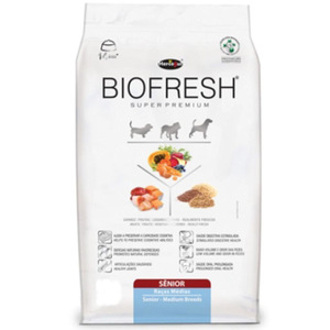 BIOFRESH DOG SENIOR RAZAS MEDIAS 12KG