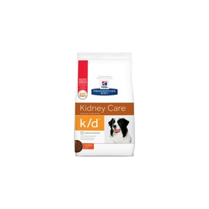 HILLS DOG KIDNEY CARE K/D 3,8KG