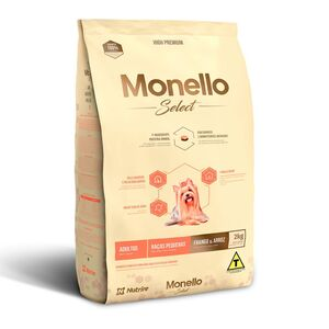 MONELLO DOG SELECT RAZAS P. 15KG