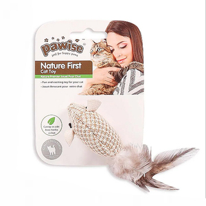 Pawise Juguestes Surtidos Natural First - 28145