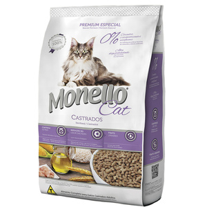 MONELLO CAT CASTRADOS 10KG